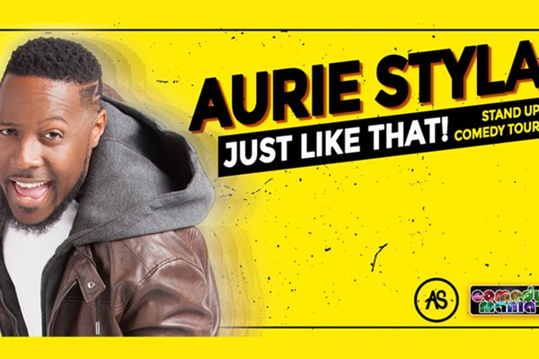 Aurie Styla: JUST LIKE THAT!
