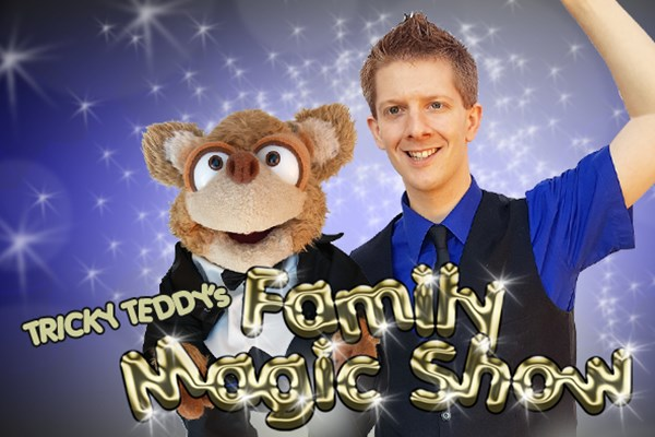 Tricky Teddy's Family Magic Show